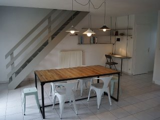 Maison renovee 2 chambres