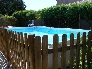 Authentic accommodation in Salon de Provence 'classified furnished with tourism