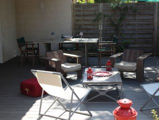 Arcachon Le Moulleau Appartement-Maison: Location a la Carte- Plage et Golf