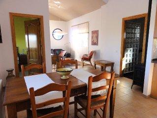 Casa la Madrugada, logement tout confort a la campagne, avec merveilleuse vue.