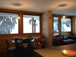 Beautiful renovated apartment - Plagne Centre