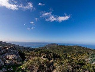 Séjour nature et tranquillité au Capu Di Muru