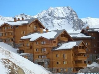 Grand 3P. 4-6 Pers - Chalet Grand Standing avec Services