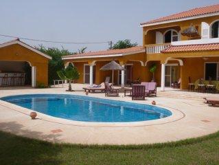 Villa de standing a La Somone