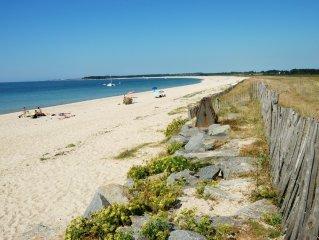 Recent Home, Ocean View, Grand Beach, 50 M Gree Penvins Sarzea