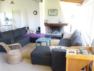 Grande Maison 5 chambres / jardin proche plages (la Guérinière  Ile Noirmoutier)