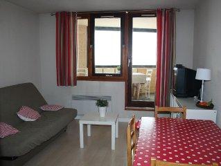 Appartement  40 M2 1 chambre  6 personnes