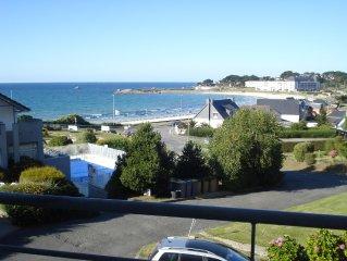Meublé de tourisme classé 2 étoiles préfectorales (fin 2011) à Trévou Tréguignec