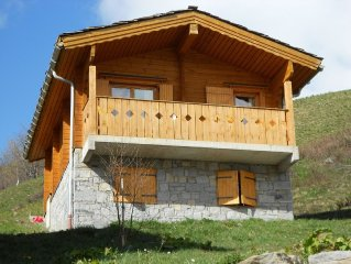 Chalet au Grand Panorama 2 location Ete Hiver