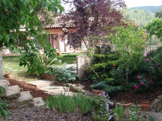 CEYRESTE-CHARMING VILLA GREEN GARDEN A 3 Km OF THE SEA (La Ciotat)