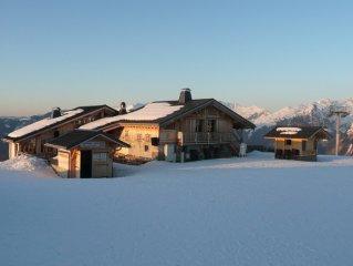 Chalet on the slopes of the Grand Massif, Samöens 1600