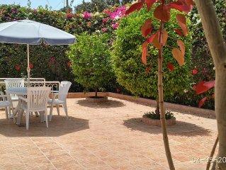 Spacieuse villa Agadir de140 M2 Quartier  Charaf  3 chambres