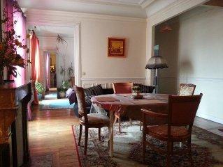 Appart calme et lumineux, 5 min de Montmartre et d'Eurostar