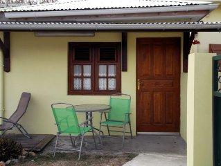 Meublé de tourisme,gîte 50m2 de plain pied,petite maison indépendante