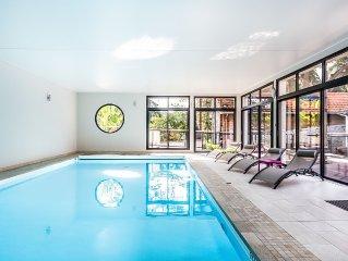 Villas 6 personnes dans un cadre exceptionnel à Nantes