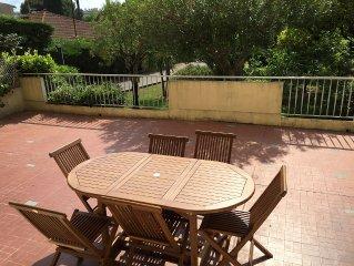 Discount rental, 2 rooms apartment in Juan-les-Pins