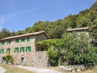 Sud Ardèche, Les Vans- Maison de caractère rénovée, pleine nature. Grd confort.