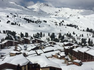 T3 6/7 beds in Belle Plagne in the heart of Paradiski