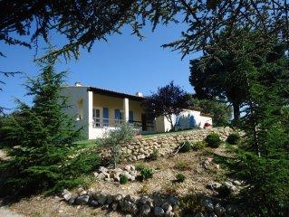 Gite 3 épis ,villa indépendante , vue sur le Mont-ventoux, ,campagne