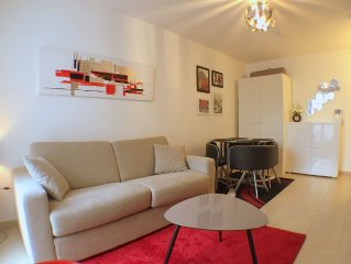 Spacieux appartement 2pax Val d'Europe/Disneyland 10mn (TRIANONS 1)