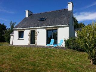 Maison Bretonne entierement renovee au coeur du Golfe du Morbihan