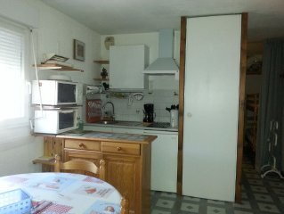 Beautiful apartment located at the entrance of Luz saint savior in the Hautes P
