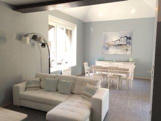 Superbe villa tres spacieuse au centre de Wimereux,  non loin de la plage