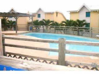 Sainte Anne, Guadeloupe, Appartement avec terrasse et jardin,  proche plage