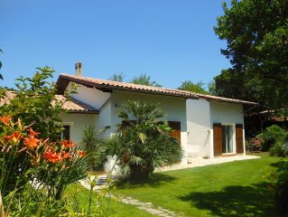 Dom Tom villa is less than 300m from beach in qui