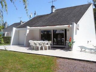 Maison entre mer et campagne, 10 km de Deauville