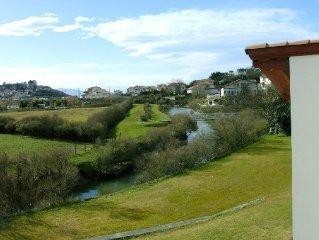 Au Pays Basque à Bidart 500m de la plage villa pour 10 à 12 personnes