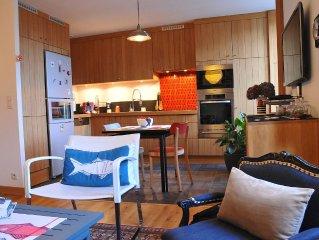Tres bel appartement 70 M2 classe 4 etoiles par l'Office de Tourisme de France
