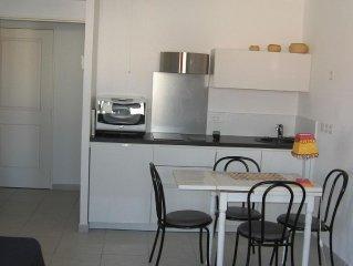 Appartement Cote Port-La Ciotat - climatisation - terrasse