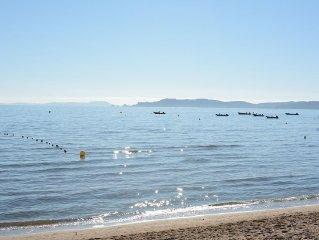 PROMO JUILLET maison 7 personnes vue mer a 5 minutes des plages