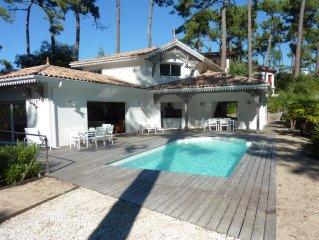 Villa Neuve, spacieuse, ensoleillee  a Arcachon le Mouleau