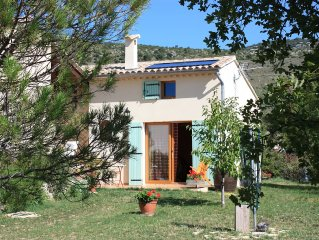 Charming studio near the Ardèche Gorges and the P