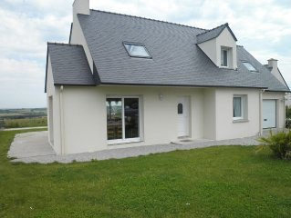 Brittany Vacation rental in Crozon in an ideal ho