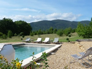 Location villa de charme a Lourmarin le Bastidon du Coco au coeur du Luberon