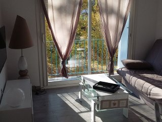 Appartement 41 m2 entierement renove a Bayonne