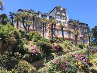 Perros-Guirec, Appartement T2,  Très Belle Vue Mer, Accès Direct Plage