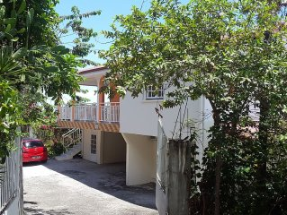 LOCATION CHARMANT APPARTEMENT F3 - COIN TRANQUILLE - PLAGE  A 300M