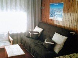 Appartement Tignes Val Claret exposé plein sud au 3ème étage, au pied des pistes, holiday rental in Tignes