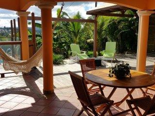 Villa Francesca - Piscine privée sur la route des plages