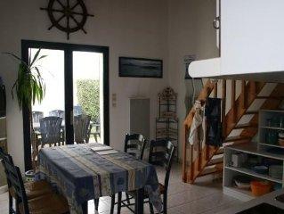 Maison Oceane a Talmont Saint Hilaire (Plage Veillon-Port Bourgenay)