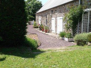 Charmante petite maison en campagne