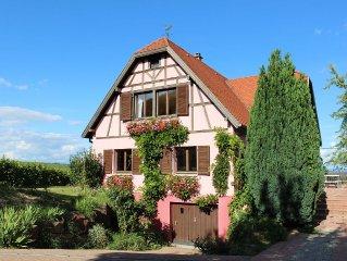 Le Katzengarten, gite de 10-12 personnes, location vacances au calme en Alsace