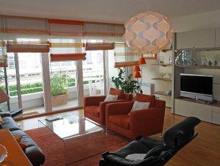 Appartement 3 pièces avec garage fermé -  Centre Ville