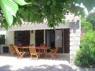 Villa bord de mer a Sagone (Corse)