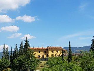 Villa San Martino Country Park - Florence  Mugello