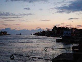 Appartement au ceour du Languedoc-Roussillon, proche de la mer, 4 personnes